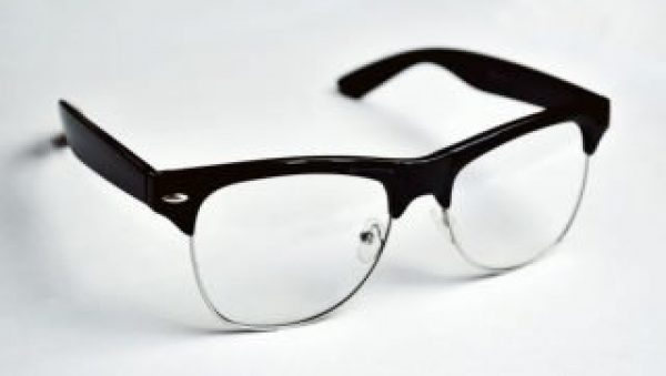 Picture of a pair of glasses