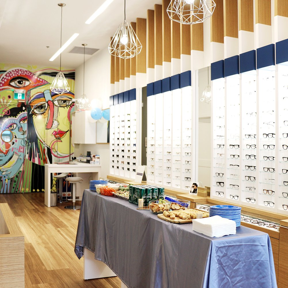 360 Eyecare Rosedale Grand Opening - Optometry Clinic & Optical Shop