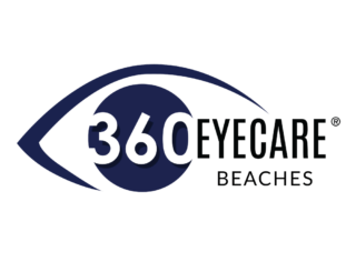 360 Eyecare - Beaches logo