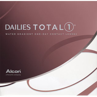 Dailies Total Contact Lenses Logo