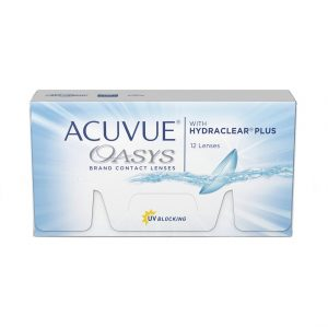 ACUVUE OASYS® (12 Pack) Contact Lenses