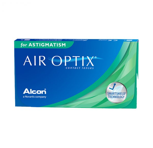 AIR OPTIX® for Astigmatism (6 Pack) Monthly Contact Lenses