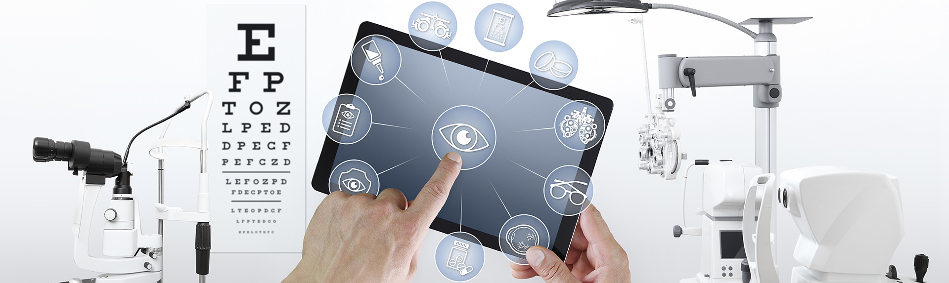 360 eyecare - telehealth, teleoptometry, virtual consultations