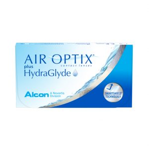 AIR OPTIX® Plus HydraGlyde (6 Pack) Contact Lenses