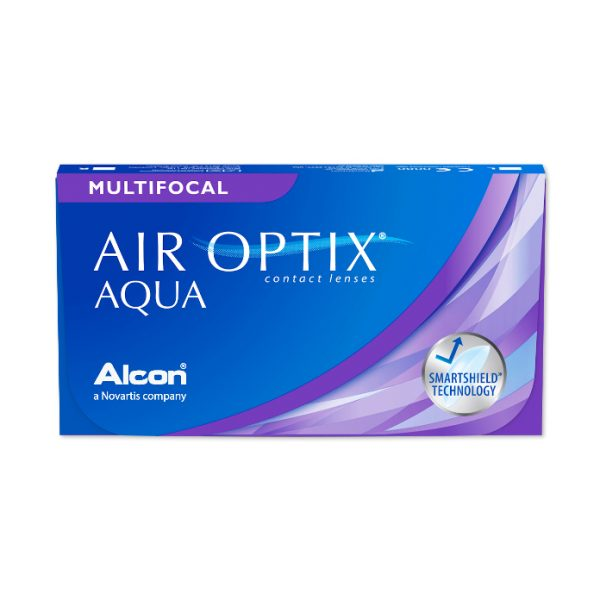AIR OPTIX® Multifocal (6 Pack) Monthly Contact Lenses