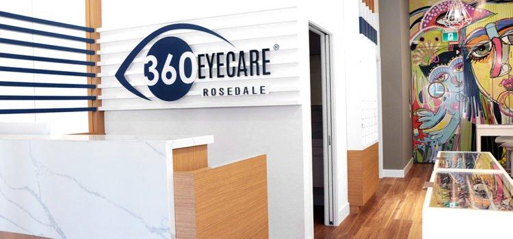 360 Eyecare - Optometrist in Toronto