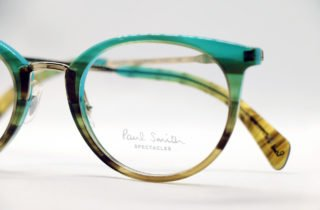 360 eyecare - toronto optometry clinic - pair of paul smith eyeglasses