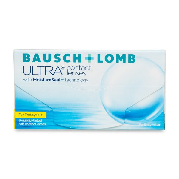 Bausch + Lomb ULTRA for Presbyopia (6 Pack) Monthly Contact Lenses
