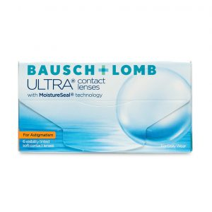Bausch + Lomb ULTRA for Astigmatism (6 Pack) Monthly Contact Lenses