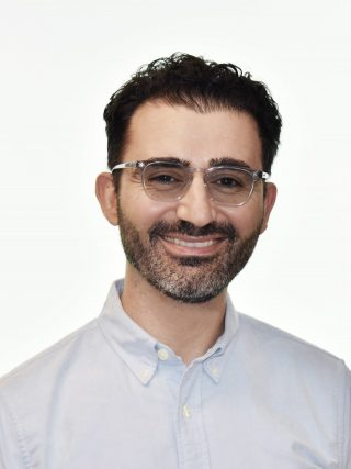 Picture of Dr Sam Baraam - Optometrist at 360 Eyecare
