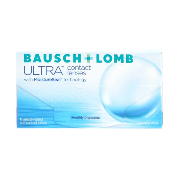 Bausch + Lomb ULTRA (6 Pack) Monthly Contact Lenses