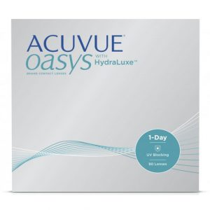 ACUVUE OASYS® 1-Day (90 Pack) Daily Contact Lenses