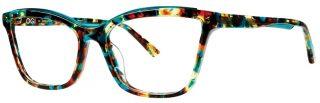 ogi eyewear colourful frame