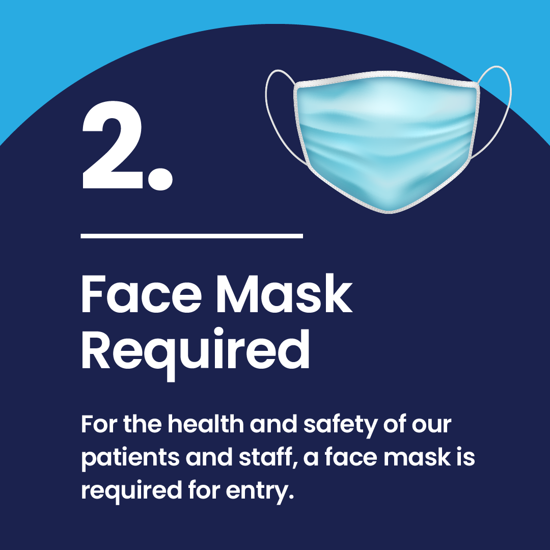 Face Mask Required - Covid19 Safety - 360 Eyecare