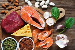 best foods for eye health - 360 eyecare - zinc and vitamin a